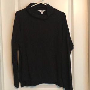 Joy lab tunic sweatshirt - L